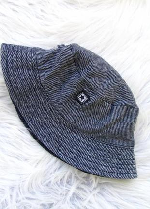 Стильная шапка панама кепка двусторонняя  george