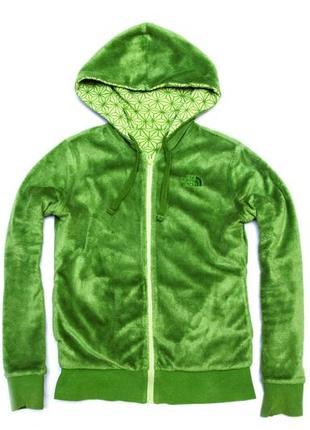 Кофта - куртка the north face. размер xs