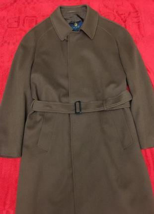 Роскошное мужское пальто bugatti