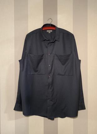 Шерстяная рубашка cos
