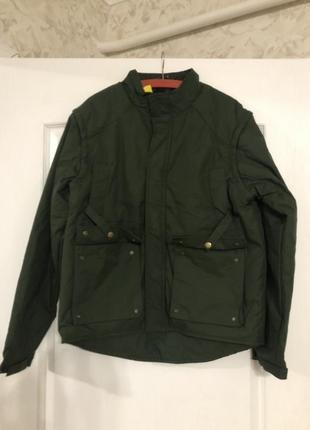 Куртка жилетка crane