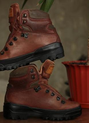 Женские ботинки итальянского производства timberland world hiker boots 68312