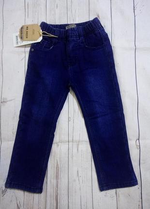 Утепленные джинсы 98-128. венгрия mr. david.