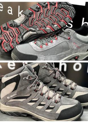 Ботинки columbia crestwood/granite ridge оригинал waterproof 2 модели
