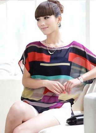 15 распродажа летних блузок