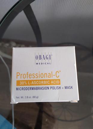 Obagi microdermabrasion polish mask