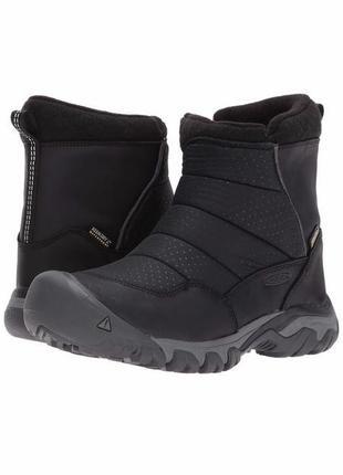 Зимние термо ботинки keen р. 36