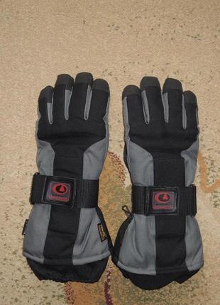 Мембранные лыжные сноуборд перчатки porelle snow board thinsulate р.l