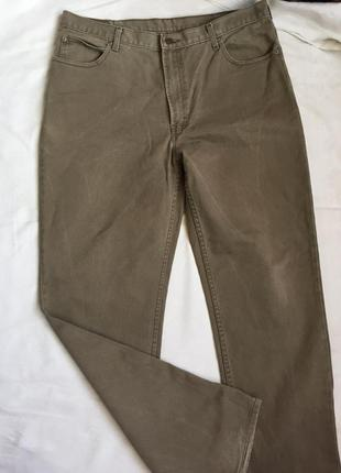 Супер джинсы муж светлые 2xl (54)
