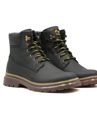 Мида мужские зимние ботинки натуральная кожа в наличии украина