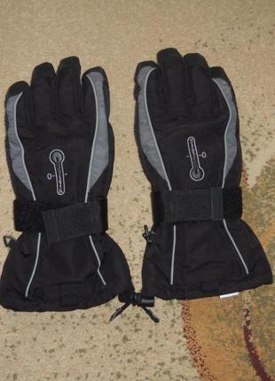 Лыжные сноуборд перчатки mavie-wowie р.l (9,5)