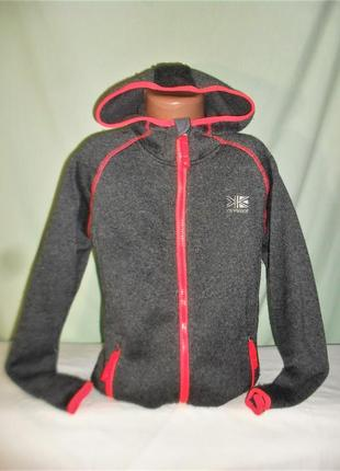 Спортивная термокуртка на 9-10лет