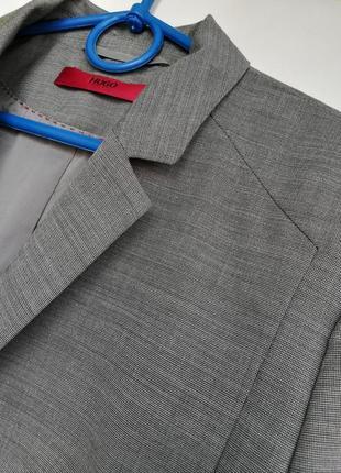 Пиджак классический hugo шерсть