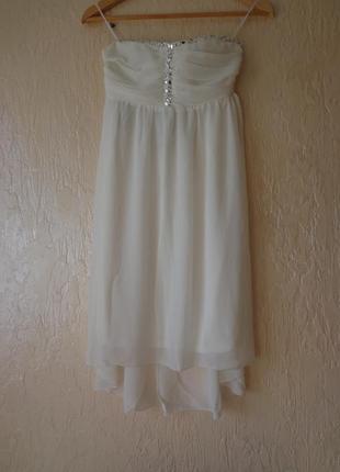 Плаття (платье) випускное, вечернее,свадебное, розмір м