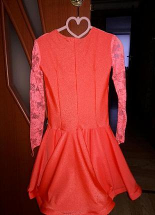 Сукня для бальних танців