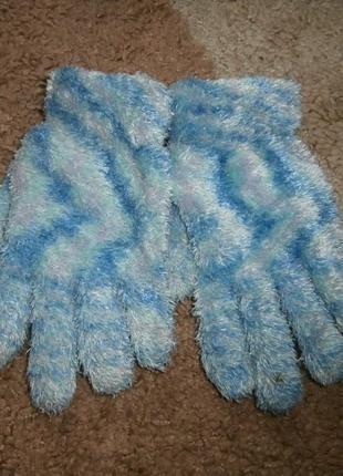 Перчатки травка