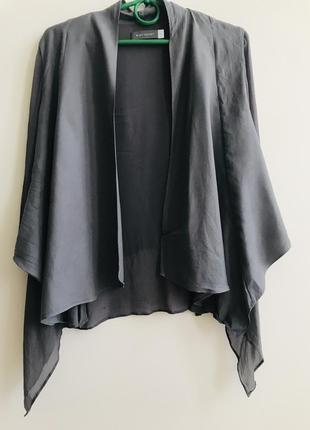 Накидка -пиджак mint velvet размер 12 #43   1+1=3🎁