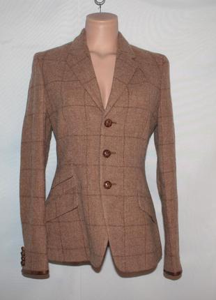 Пиджак ralph lauren шерсть альпака