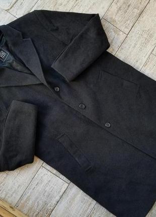 Шерстяное (кашемировое) пальто xl-xxl paul kehl 1881