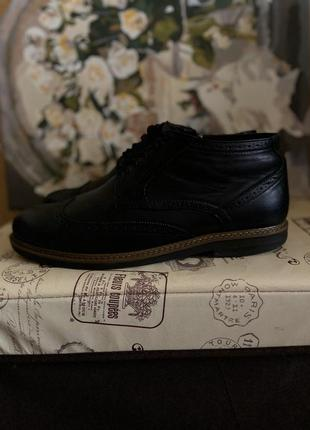 Ботинки faber