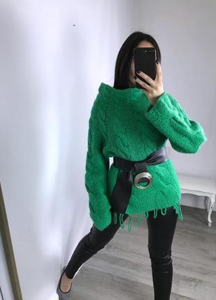 Мощный свитер diesel