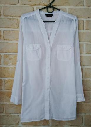 Лёгкая натуральная рубашка