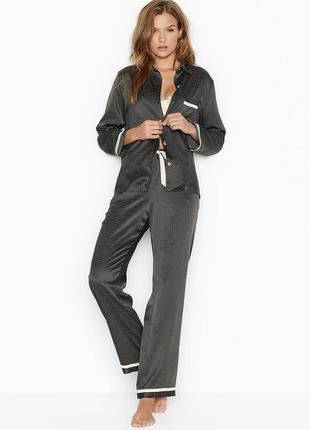 Новая коллекция! сатиновая пижама от victorias secret victoria's secret