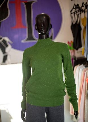 Нарядный вискозный свитер джемпер с блестками от sewel