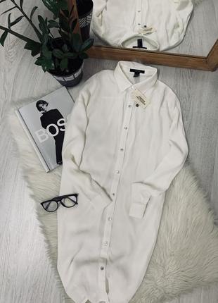 Подовжена блуза від forever 21, нова🧡