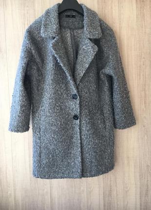 Фирменное пальтишко кардиган плащ р.48-50