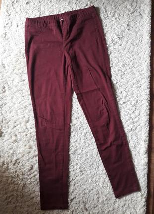 Джеггинсы джинсы брюки