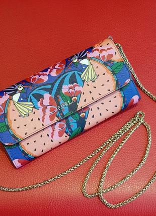 Оригинал furla италия новая брендовая сумка из магазина в германии