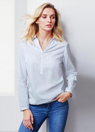 Блузка на пышные формы tcm tchibo