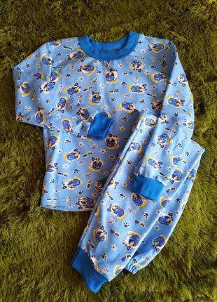 Пижама детская унисекс.