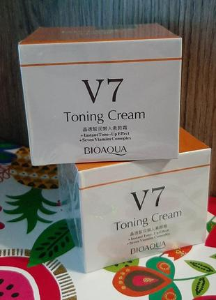 Bioaqua v7 whitening cream