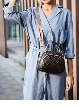 3-58 жіноча сумка оригінальна сумочка кросс-боди женская оригинальная