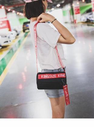 3-59 жіноча сумка оригінальна сумочка кросс-боди женская оригинальная3 фото