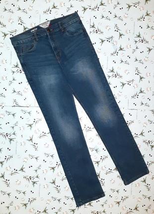 Акция 1+1=3 крутые фирменные плотные зауженные джинсы twistedsoul, размер 42 - 44