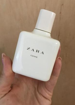 Zara femme духи