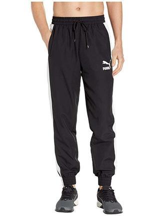 Оригинальные штаны puma iconic t7 track pants woven