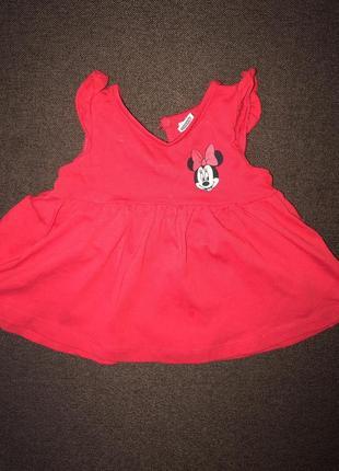 Платье mickey mouse