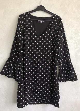 Платье в звезды