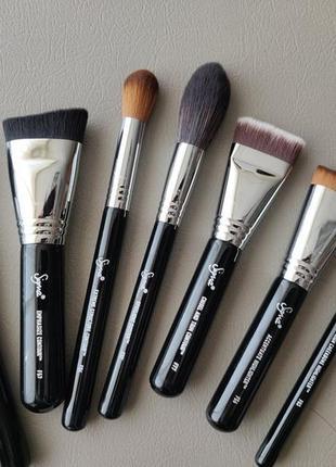 Набор кистей для макияжа sigma highlight & contour brush set