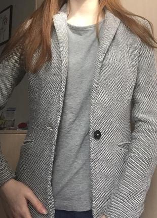 Крутой пиджак h&m