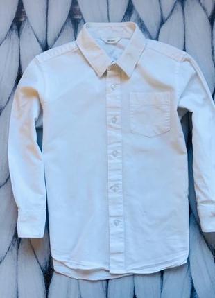 Lewis стильная рубашка на мальчика 6 лет