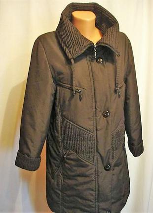 """Демисезонная куртка """"frandsen outerwear"""" 48\50 р"""