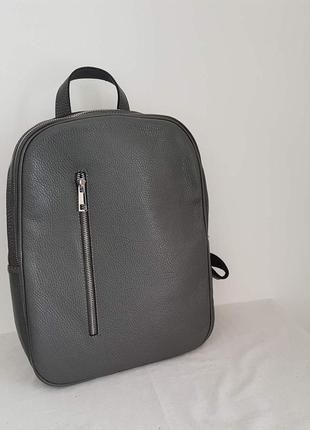 Серый рюкзак большой италия