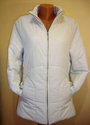 "Белая демисезонная куртка  ""gina benotti"""