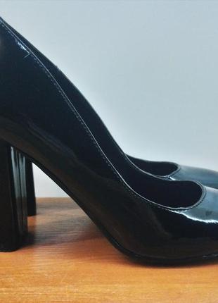 Лаковые туфли некст. размер 8