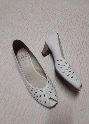Туфли caprice, размер 40,5, кожа